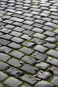 Cobblestones,_Père-Lachaise,_November_2012